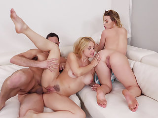 Nourisher in a threesome