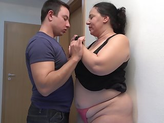 He loves BBW and Melany knows exactly what he wants from her