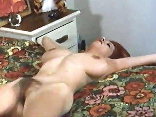 FOXY Sprog - vintage 60s huge tits striptease