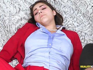 Mischa Brooks and Valentina Nappi got seduced off out of one's mind ebony bangers