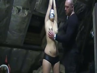 That's one filial slut with an increment of I love watching her get punished