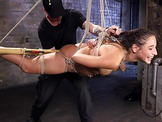 Submissive slut endures a lot be proper of ass fucking and brutal XXX
