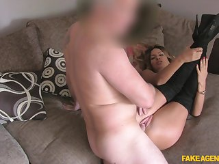 Gagged babe loves being filmed in such adult scenes