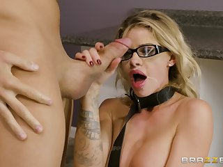 Jessa Rhodes does whatever is on one's own initiative of her in the office