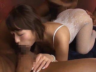 Japanese Woman Loves Bbc