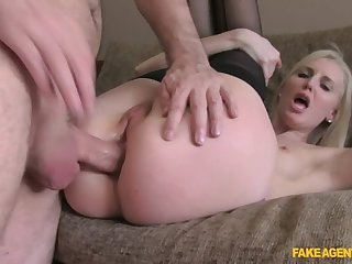Pretty good pops anal ruby in casting